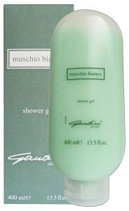 GANDINI Doccia Muschio Bianco 400 Ml. Saponi e cosmetici