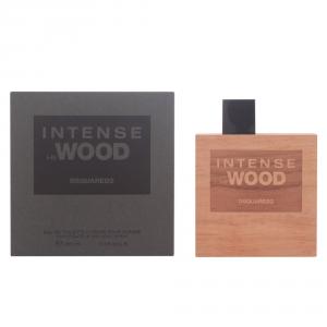 DSQUARED Uomo He Wood Intense Acqua Profumata 100Ml Fragranze in vendita on line