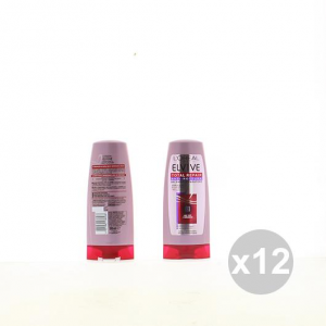 Set 12 ELVIVE Balsamo 200 Anti Rottura Shampoo E Balsamo Prodotti per capelli