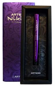 ARTEO Piastra Nikita Titanio Violet Xs 42714 Morocutti Per Capelli