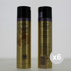 Set 6 ELNETT 250 Lacca Iperforte Lacche E Spray Per Capelli in vendita online