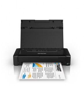 EPSON WorkForce WF-100W - EU plug Stampante portatile Ink-jet formato A4, con Wifi