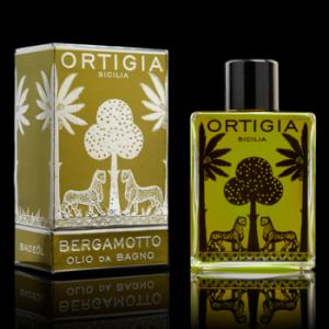 ORTIGIA Bergamotto Olio Da Bagno 200 Ml Cura Del Corpo E Bellezza