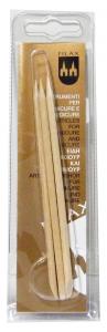 FILAX Bastoncini d'arancio *3 pz. - manicure/pedicure