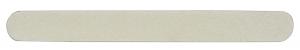 NAIL Lima bianca dritta 100/180 lu0156/50 - manicure/pedicure
