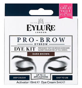 EYLURE Pro-brow brown tinta permanente sopracciglia