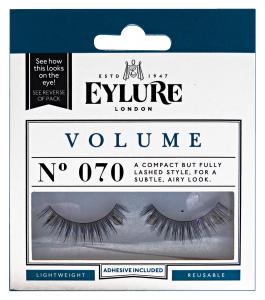 EYLURE Ciglia finte 70 volume naturalites - trucco/make up