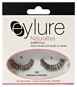 EYLURE Ciglia finte 100 volume naturalites - trucco/make up
