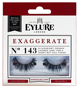 EYLURE Ciglia finte 143 exaggerate - trucco/make up