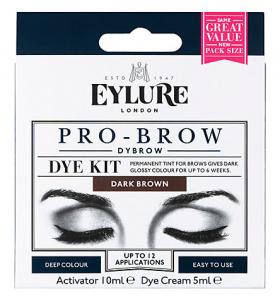 EYLURE Pro-brow black tinta permanente sopracciglia