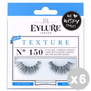 EYLURE Set 6 EYLURE Ciglia finte 150 texture - trucco/make up