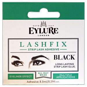 EYLURE Ciglia a nastro nero colla lashfix - trucco/make up