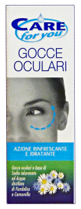 CARE FOR YOU gocce oculari 10 ml. - Medicazioni e disinfettanti