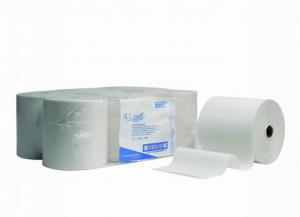 6 pezzi KIMBERLY-CLARK Asciugamani rotolo airflex bianco 1 velo Bagno: accessori e tessuti