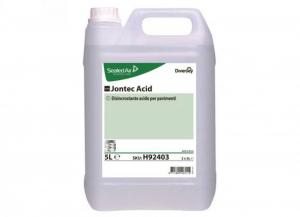DIVERSEY Jontec acid disincrostante per superfice calcare kg. 6 1 pezzo Pulizia e cura della casa