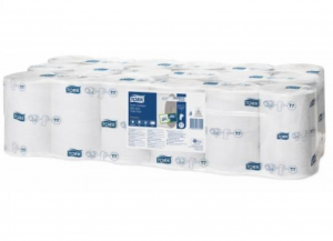 36 pezzi ESSITY Igienica rotolo soft tork senza anima Bagno: accessori e tessuti