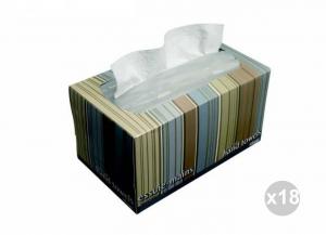 Set 18x70 (1260 pz totali) KIMBERLY-CLARK Asciugamani kleenex ultrasoft box 2 veli 26x22,5
