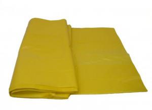 BELCOGAMMA Sacco rifiuti 75x90 giallo semi-trasparente sp. 0,05 gr. 62 1 pezzo Soluzioni salvaspazio