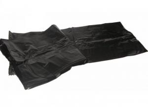 BELCOGAMMA Sacco rifiuti 87x110 nero sp. 0,08 gr. 140 1 pezzo Soluzioni salvaspazio