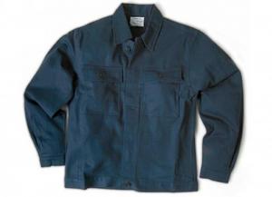 SIGGI Giubbino master massaua sanfor blu 100% cotone tg. 44 1 pezzo Uomo: abbigliamento lavoro
