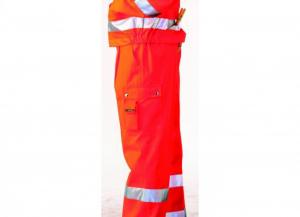SIGGI Calzone alta visibilita' cod. 7103 tg. 52 1 pezzo Uomo: abbigliamento lavoro