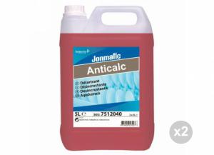 Set 2 DIVERSEY Jonmatic anticalc kg. 6,45 Detergenti per la casa