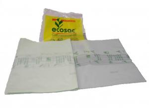10 pezzi IBI PLAST Sacco mater-bi 70x110 busta lt. 120 Soluzioni salvaspazio