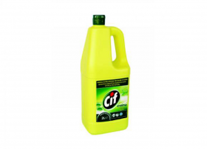 DIVERSEY Cif crema limone lt. 2 1 pezzo Pulizia e cura della casa