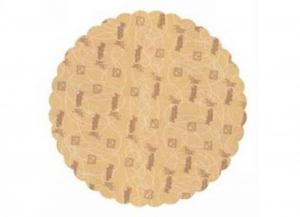 250 pezzi CELTEX Sottofritto rotondo paglia alimentare diametro 25 Casa e cucina