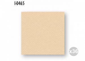 Set 36x40 (1440 pz totali) CELTEX Tovaglioli 38x38 carta 2 veli champagne tramato/incollato