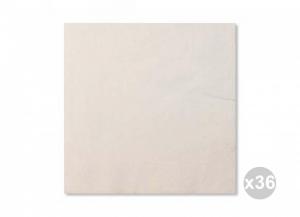 Set 36x50 (1800 pz totali) CELTEX Tovaglioli 40x40 carta 3 veli bianco Cucina: stoviglie e accessori