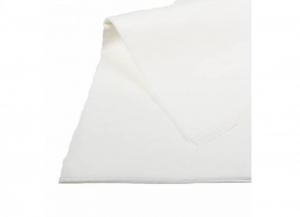 500 pezzi ANNAPAPI T.n.t. fiocco viscosa bianca liscia fogli 30x40 Pulizia e bucato