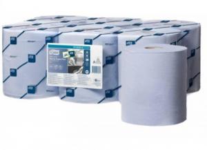 6 pezzi ESSITY Asciugamani estrazione tork reflex blu 2 veli Bagno: accessori e tessuti