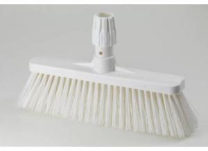 'ARISTON Scopa pavimenti bianca cm. 35 ''hygiene'' 1 pezzo Pulizia e cura della casa'