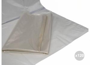 Set 120 BELCOGAMMA Sacco trasp. rig. x box smaltimento 90x130 0,08 (6 pezzi) Borse e sacchetti salvaspazio