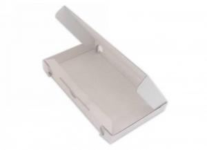 100 pezzi CODECART Box bruschetta semichimico pesante 20x30x5 Cucina: stoviglie e accessori