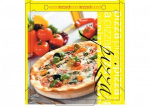 100 pezzi CODECART Box pizza semichimica pesante 32,5x32,5x3 Cucina: stoviglie e accessori