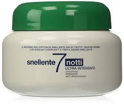 Somatoline Cosmetic crema Snellente 7 notti ultra intensivo 250 ml