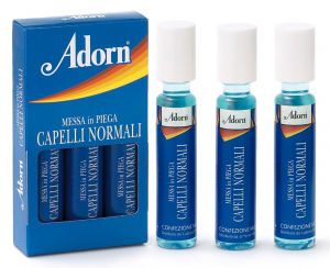 ADORN Fiale Normali 3 Pezzi Prodotto Per Capelli
