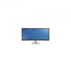 DELL Monitor Led 34 Pollici Ultrasharp 34 Curved U3415W - 34 Black Italia Informatica
