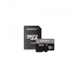 ADATA TECHNOLOGY Scheda Di Memoria Microsd Card 64Gb Sdhc Uhs-I Cl10 50Mb-10Mb/S Informatica