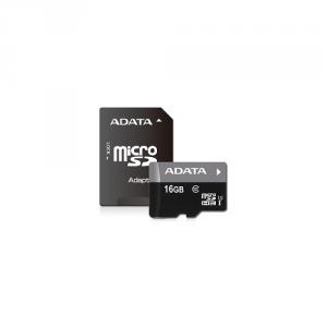 ADATA TECHNOLOGY Scheda Di Memoria Microsd Card 16Gb Sdhc Uhs-I Cl10 50Mb-10Mb/S Informatica