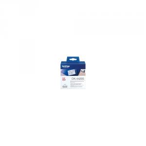 BROTHER Consumabile Nastro Adesive Carta Nero Bianco 62Mm Informatica