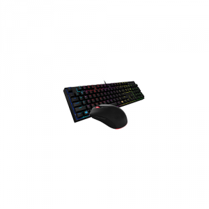 COOLER MASTER Tastiera Mouse Kit Tastiera E Mouse Masterkeys Lite L Combo With Rgb Informatica