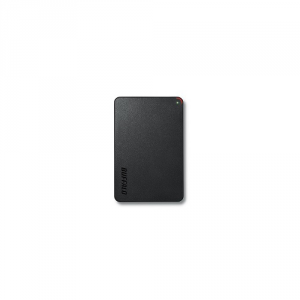 BUFFALO Hard Disk Esterno Usb Ministation 2Tb 2 5 External Hdd Usb3.0 Black Informatica