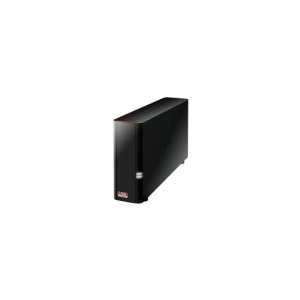 BUFFALO Nas Tower 1 Baia Linkstation 510 3Tb High Speed Nas 1X3Tb Hdd 1Xgbe Informatica