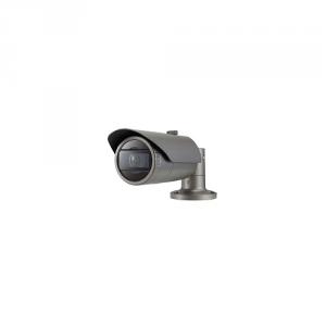 SAMSUNG Videosorveglianza Ip Bullet Camera 4M F2.8-12M Motor Ir 30M Poe Ik10 Informatica
