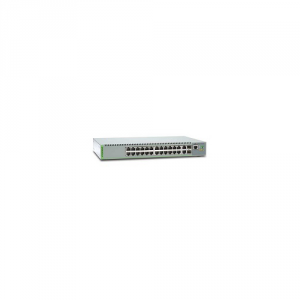 ALLIED TELESIS Networking Switch Managed 24 Port Compact Fast Ethernet Informatica