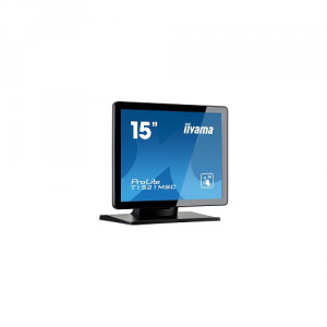 IIYAMA Monitor Led 15,6 Pollici 15 Pcap Bezel Free Front 10P Touch 1024X768 Informatica
