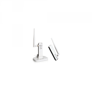 TP-LINK Networking Wireless Adattatore Usb N150 High Gain Usb Adattatore Informatica